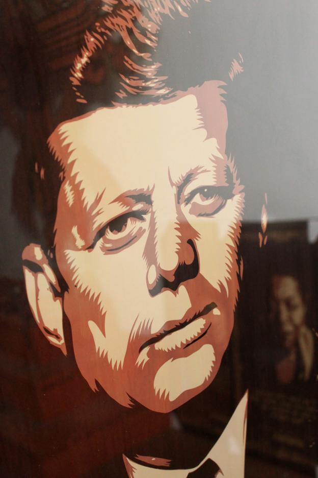 JFK detail