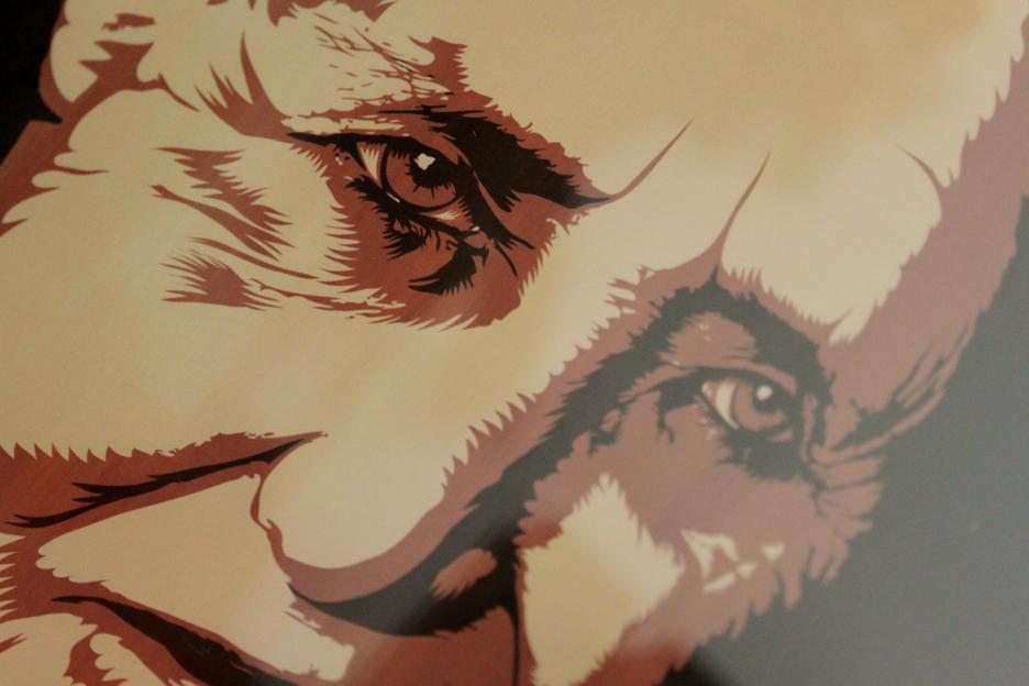 Doris Lessing detail