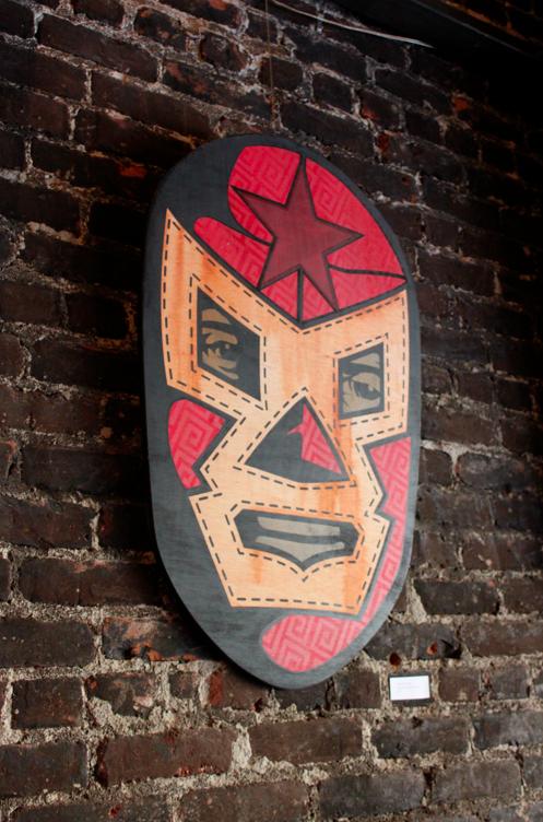 Mascara Roja