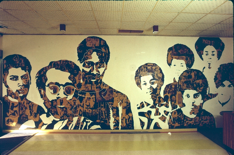 Ackerman Union Mural