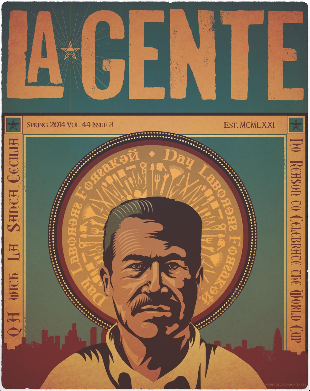 La Gente Spring Cover_Nimexica