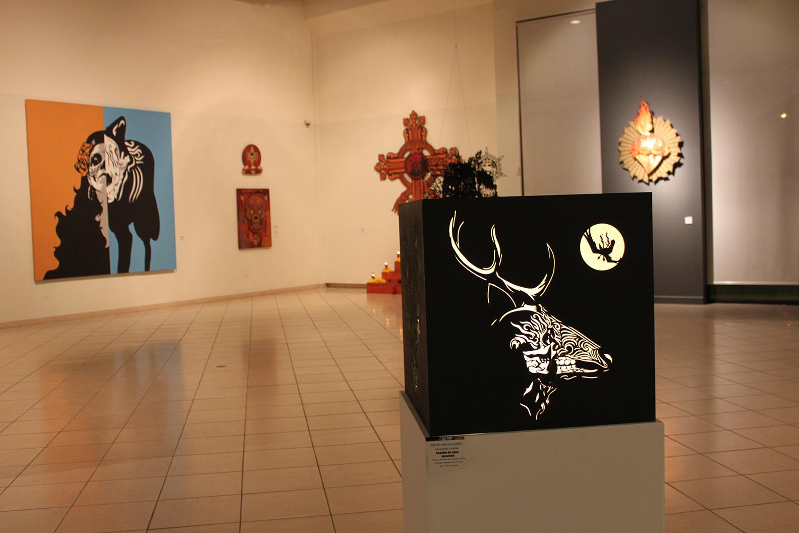 Oscar Magallanes, CEART, Mexicali, 2014